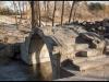 Остатки моста в парке Юаньминъюань