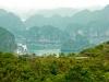На самой вершине открывается вид на плавучие деревни