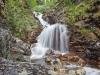 Водопад на ручье Посетительском
