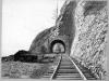 Тоннель №13 длиной 14,8 саженей на 36 версте