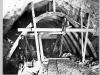 Кладка свода тоннеля №30 на 59 версте