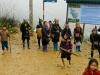 Вьетнам, Сапа, женщины из племени черных Хмонгов встречают туристов