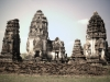 Таиланд, город Лопбури, храм Ват Пхра Шри Раттан Ба Махатхат, древний монастырь