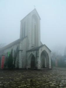 Вьетнам. Сапа. Католическая церковь