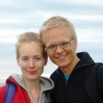 Risto & Henna from Finland