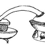 Перегонный куб (для гонки тарасуна из молока) у сойотов в верховьях реки Оспы