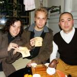 За чаем с буддистским монахом