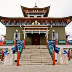 Дара Эхын дуган, храм Зелёной Тары
