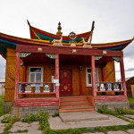 Маанин дуган. Храм Будды Авалокитешвары, божества сострадания и милосердия