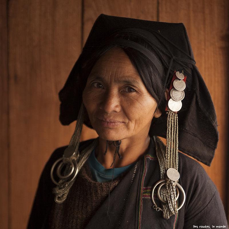 Женщина, Лаос