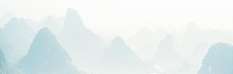 Сказочные пейзажи Яншо