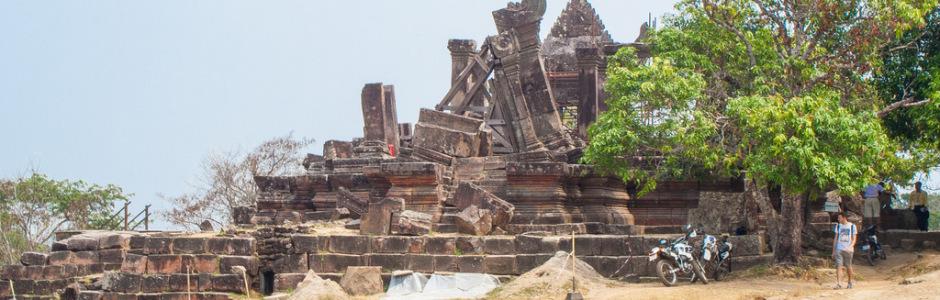 Преа Вихеар — древний храм на стыке двух королевств