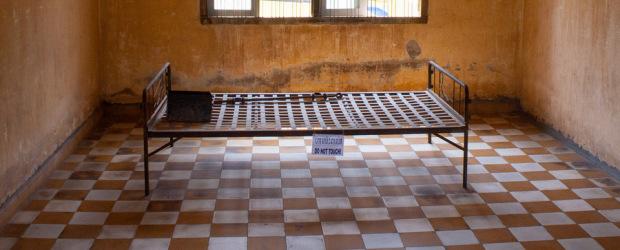 «Красные кхмеры» и музей «Туол Сленг»