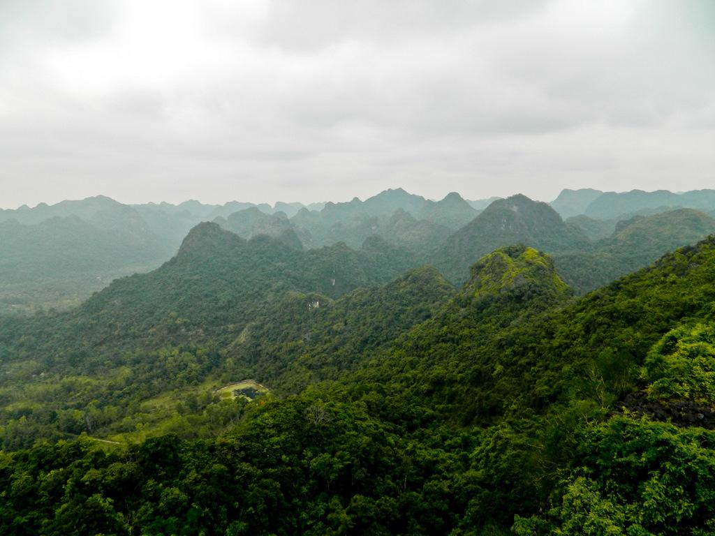 Вьетнам. Остров Кат Ба. Национальный парк