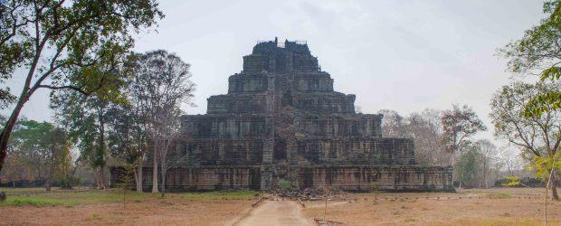 Пирамида Пранг и таинственный город Кох Кер