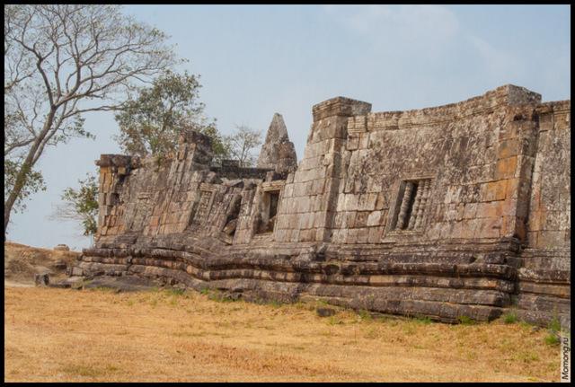 Храм Преа Вихеар, Камбоджа